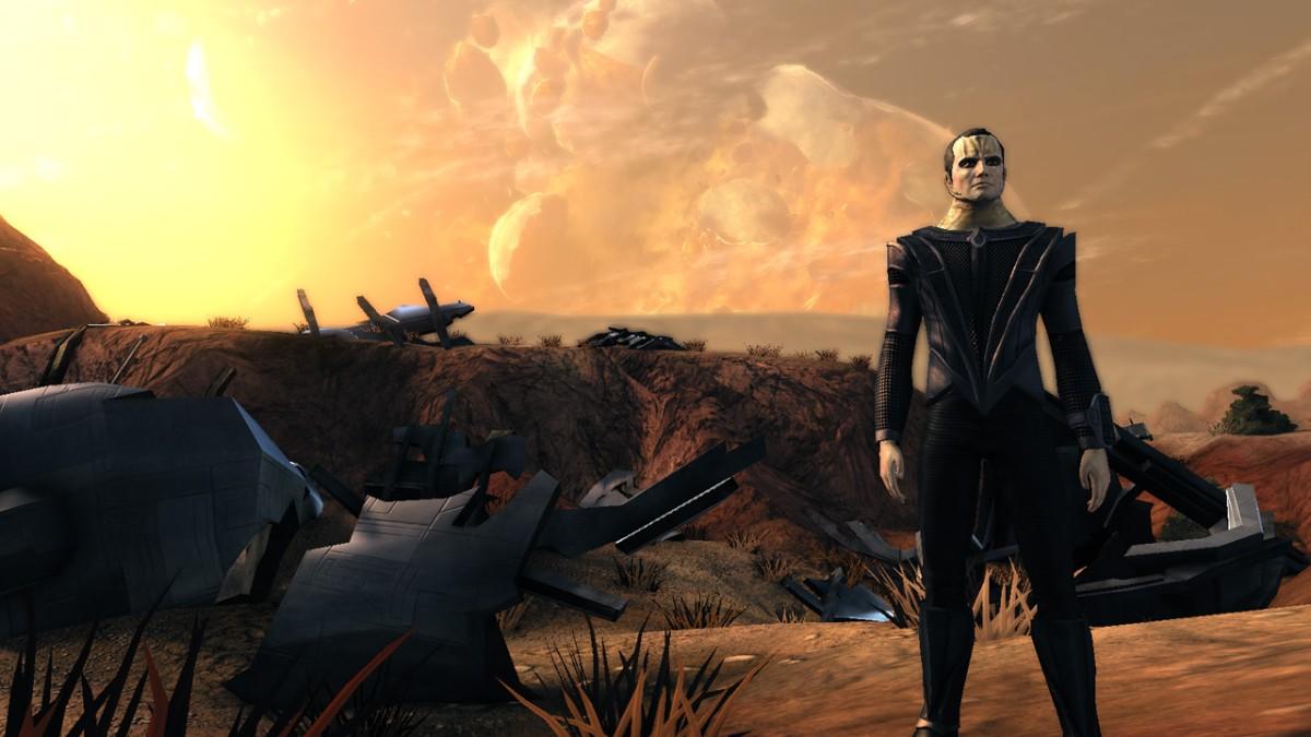 Ve Star Trek Online započne tvorba vlastních misí 10481