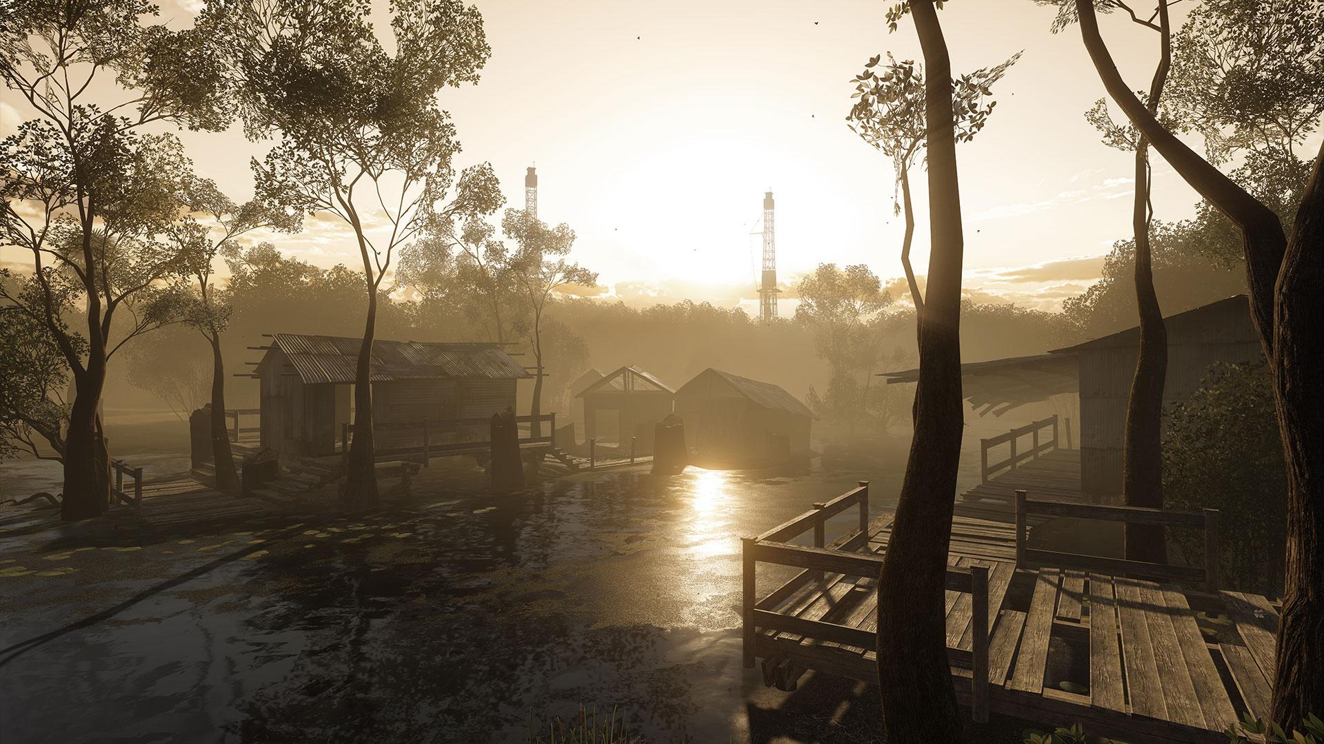 Přehled multiplayerových map a módů v Battlefield Hardline 104816