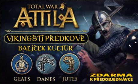 Total War: Attila demonstruje historickou bitvu 104889