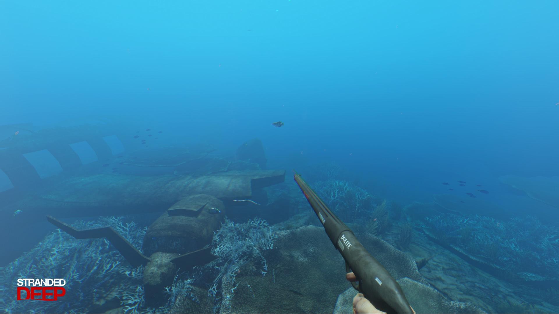 Přežili byste na ostrově? Vyzkoušet si to můžete ve hře Stranded Deep 104948