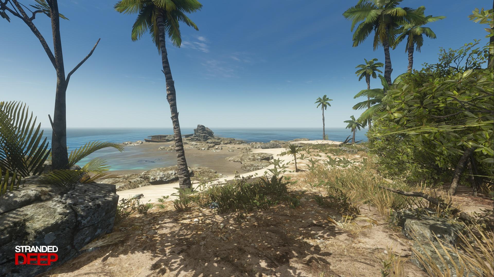 Přežili byste na ostrově? Vyzkoušet si to můžete ve hře Stranded Deep 104949