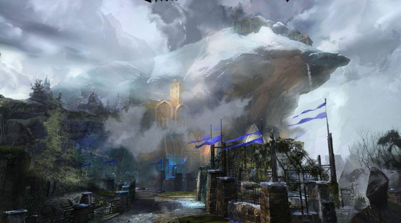 Oznámen první datadisk pro Guild Wars 2 104967