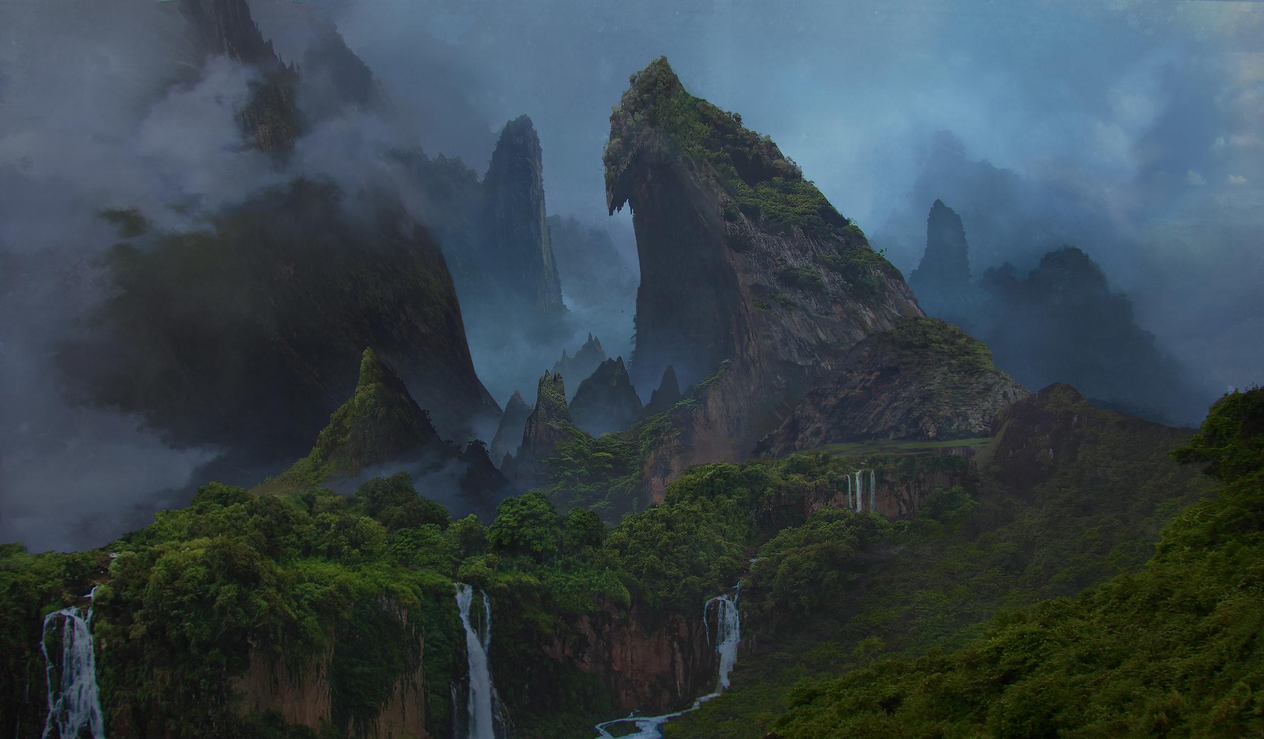 Nové obrázky a artworky z Uncharted 4 105010