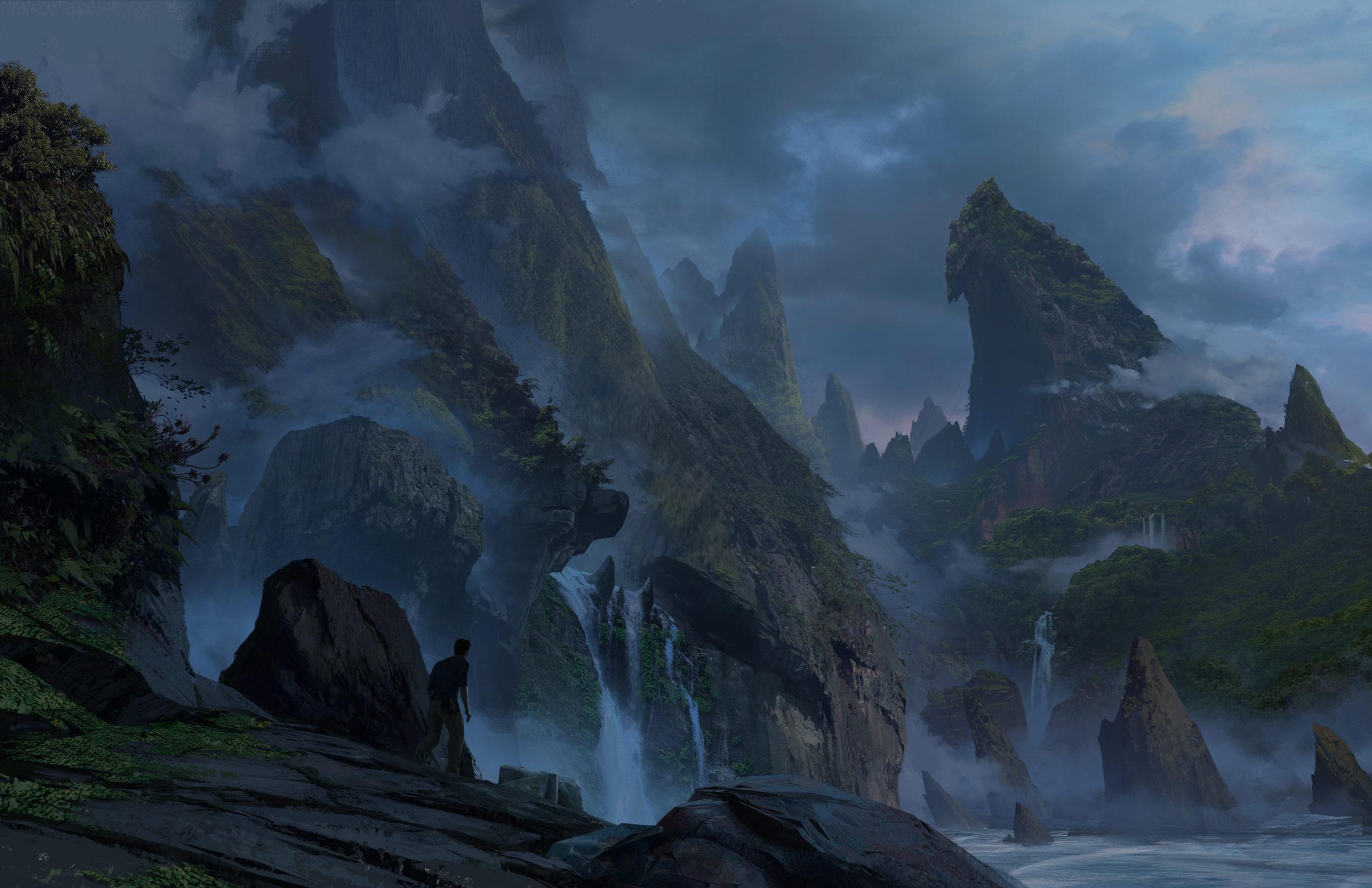 Nové obrázky a artworky z Uncharted 4 105011