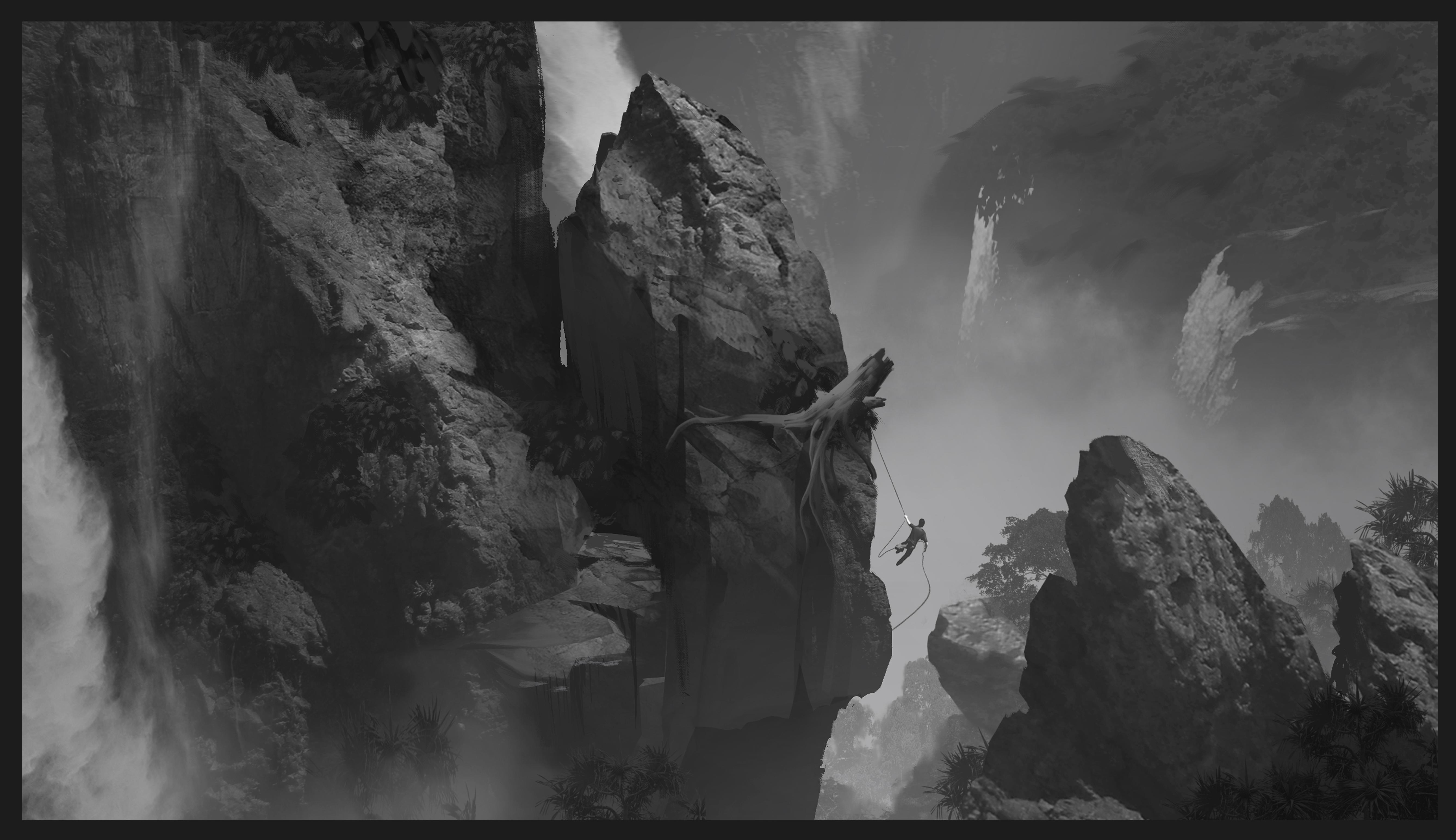 Nové obrázky a artworky z Uncharted 4 105014