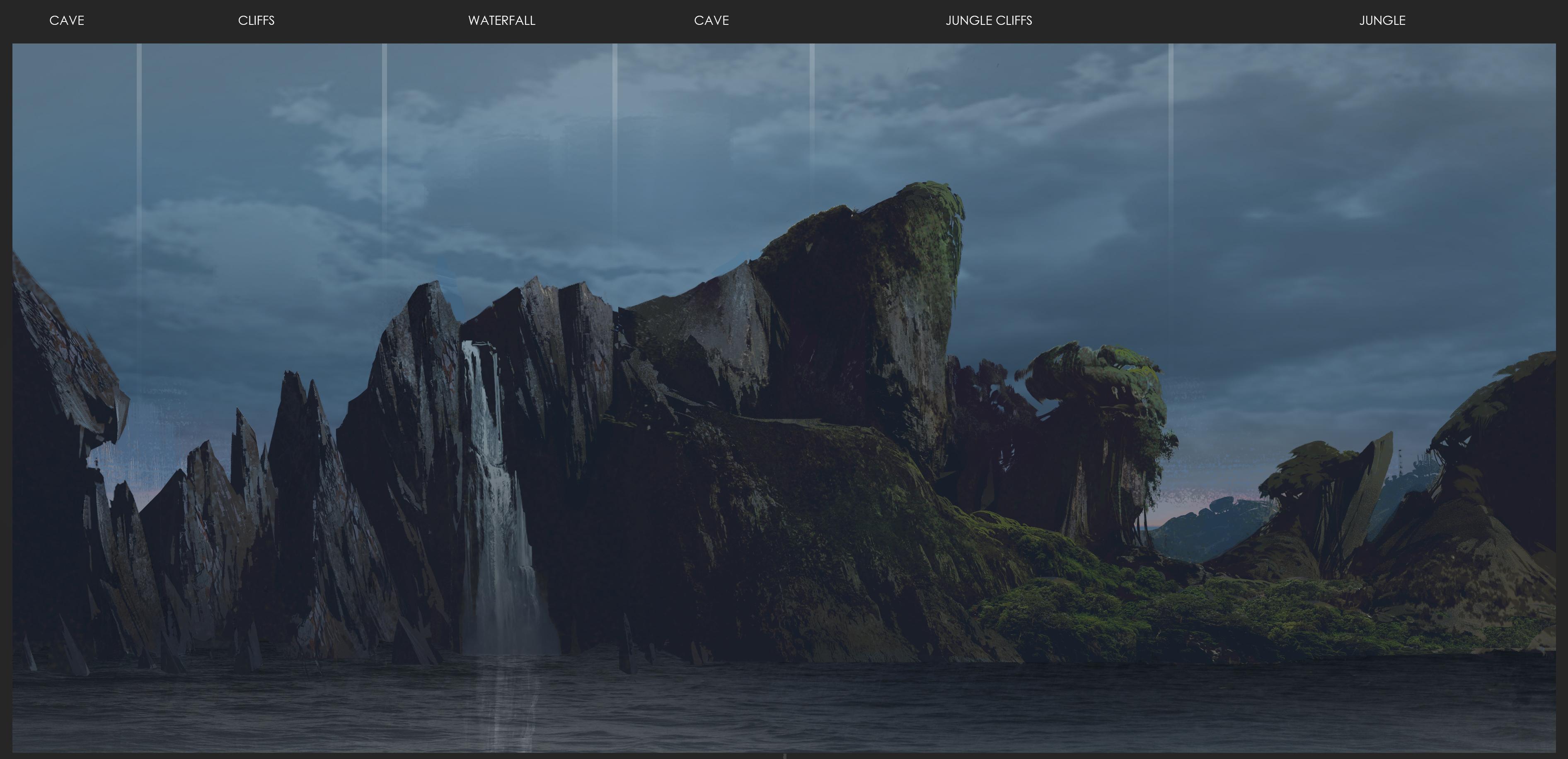Nové obrázky a artworky z Uncharted 4 105015