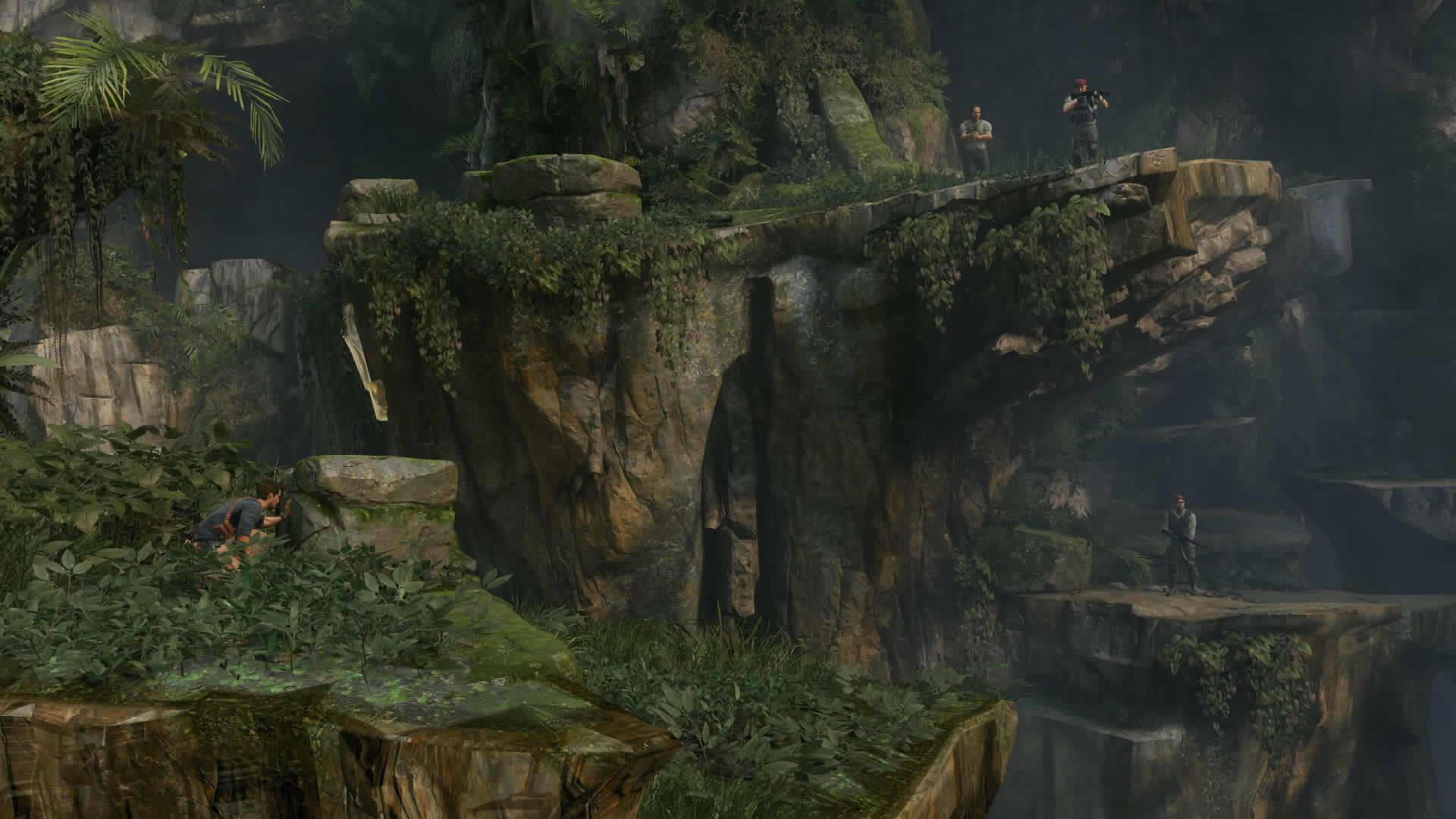 Nové obrázky a artworky z Uncharted 4 105018