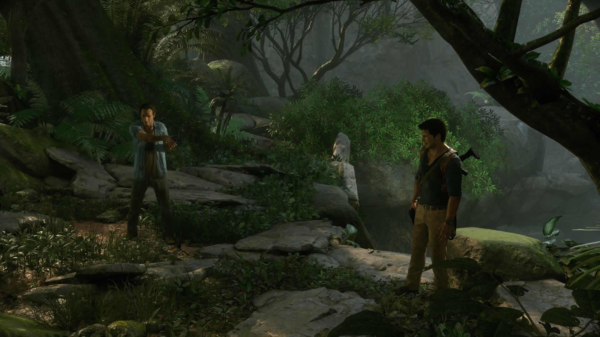 Nové obrázky a artworky z Uncharted 4 105021