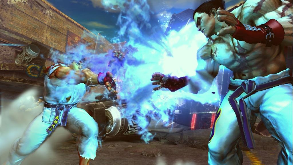 Tekken x Street Fighter oznámen na Comic-Conu 10505