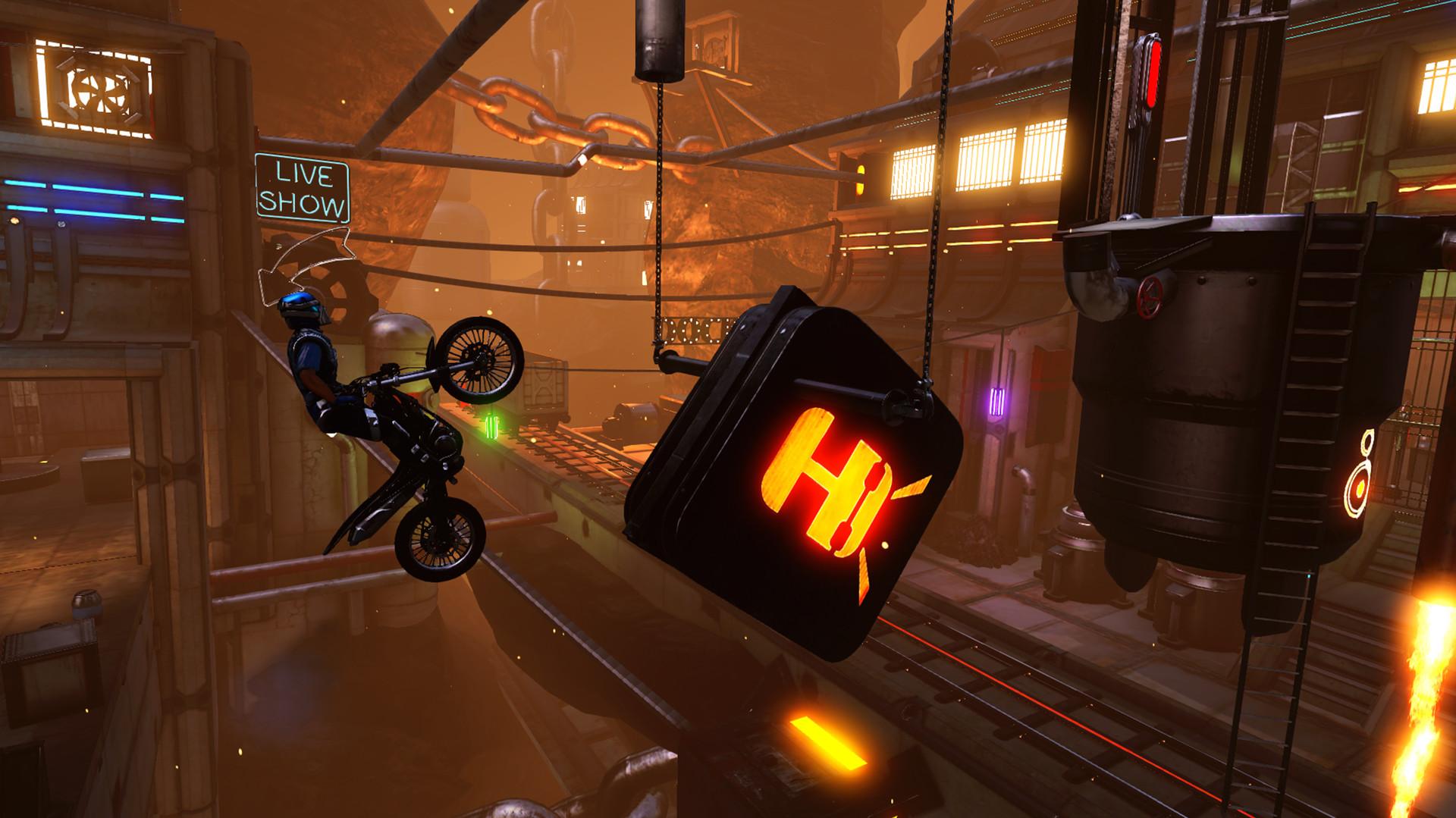 Trials Fusion - s motorkou do pekelného horka 105083