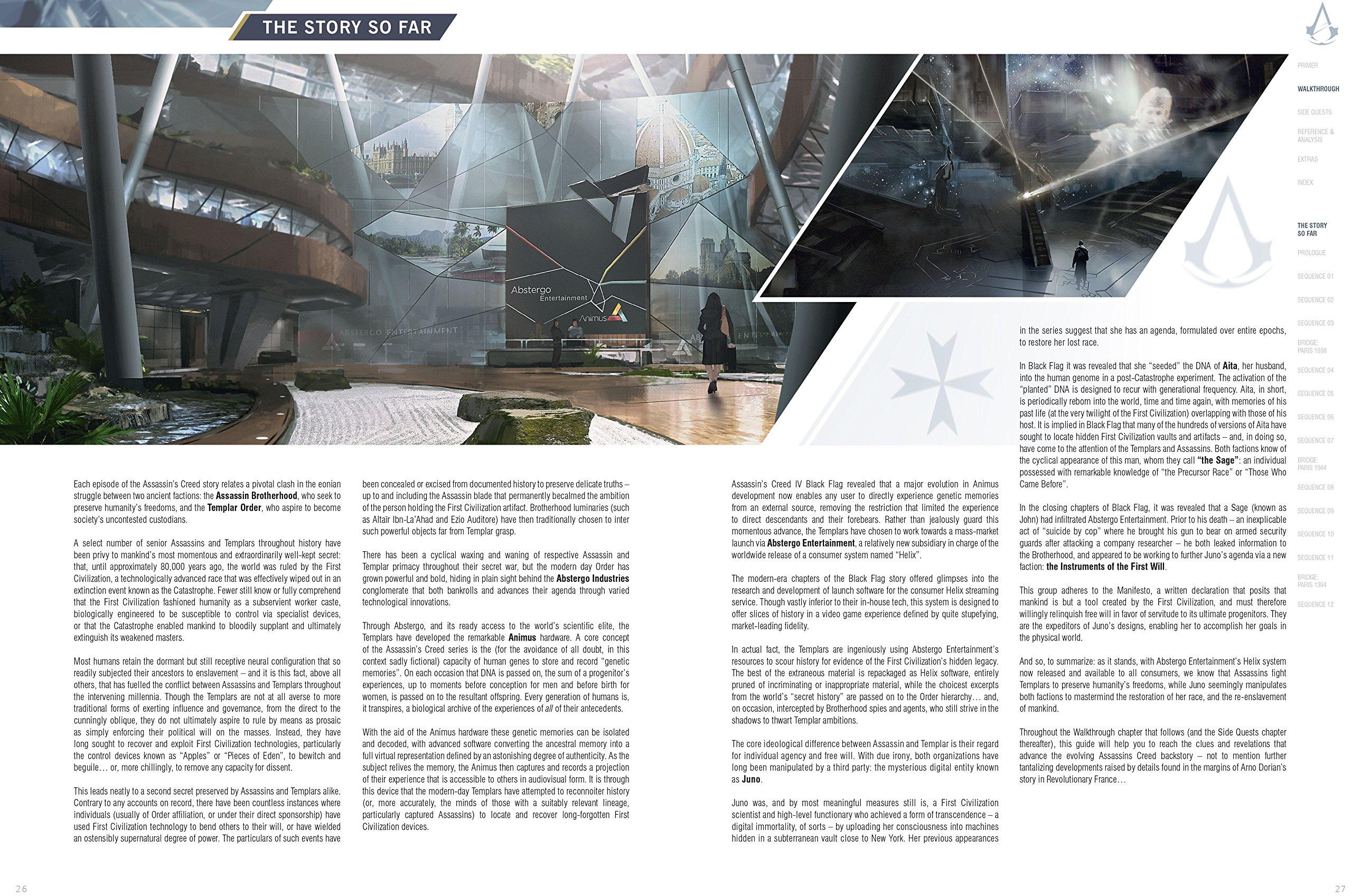 Má Ubisoft už dlouho nalinkovanou budoucnost Assassin's Creed? 105109