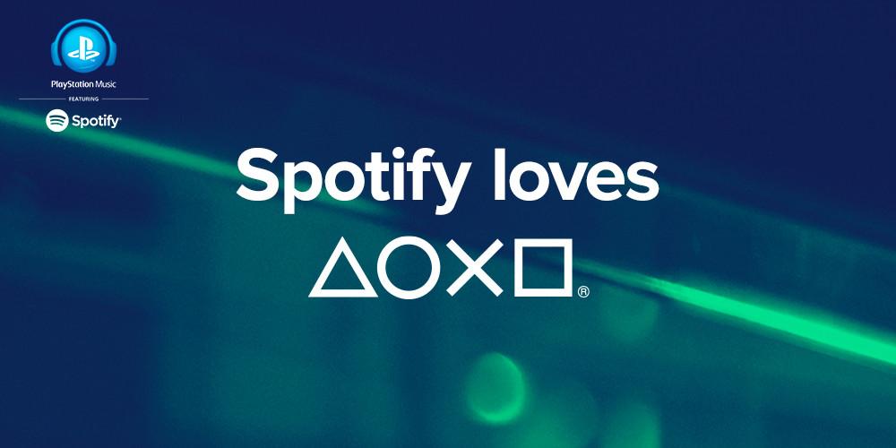 Hudební služba Spotify na jaře na PS4 a PS3 105134
