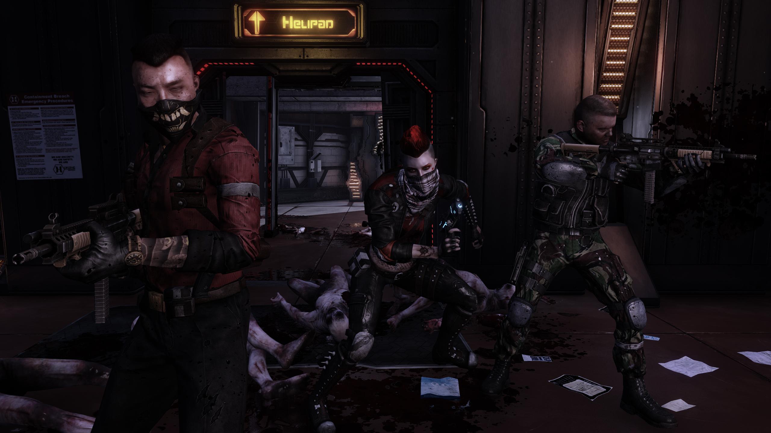 Čerstvá várka krvavých screenshotů z Killing Floor 2 105150