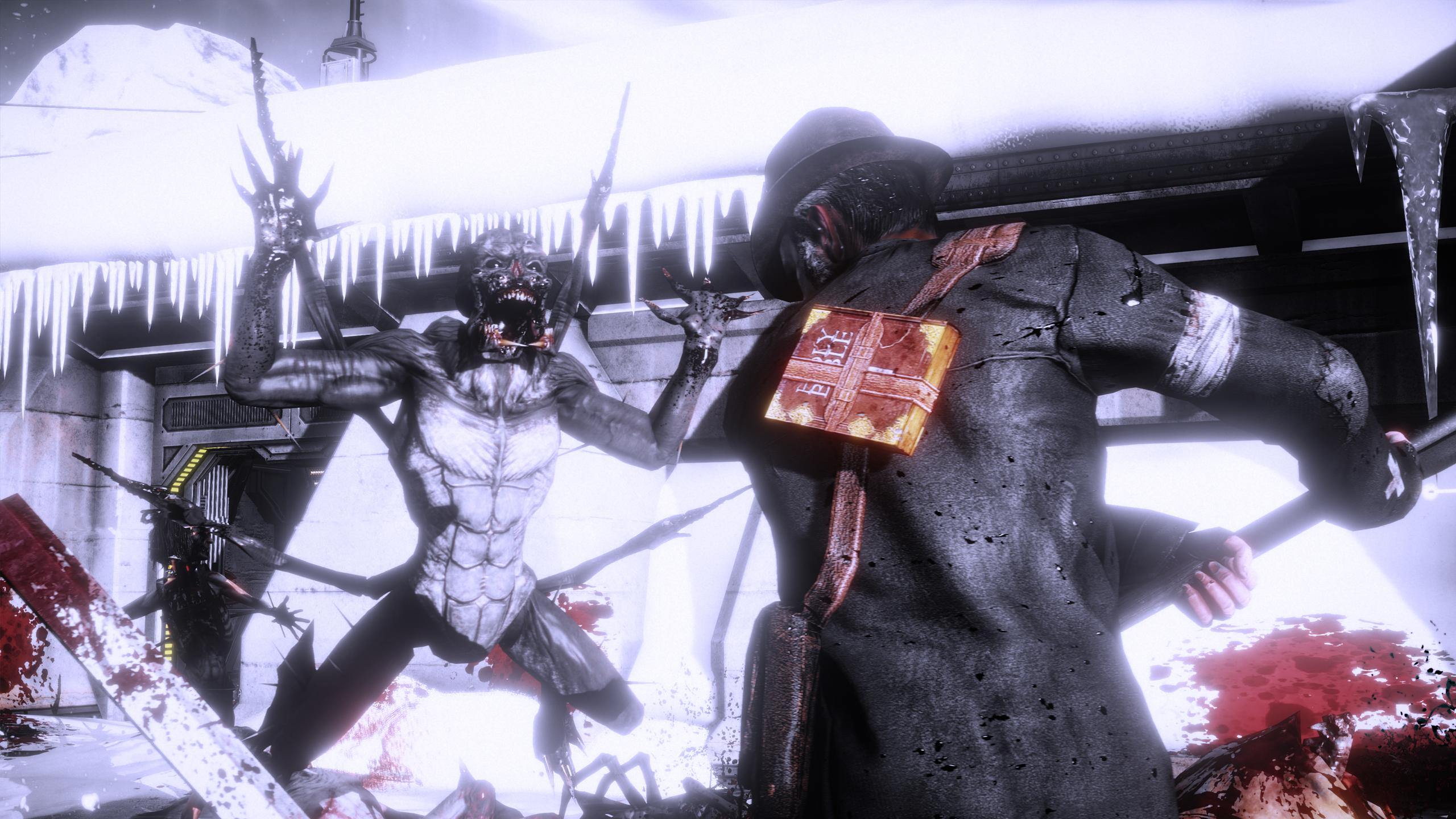 Čerstvá várka krvavých screenshotů z Killing Floor 2 105153
