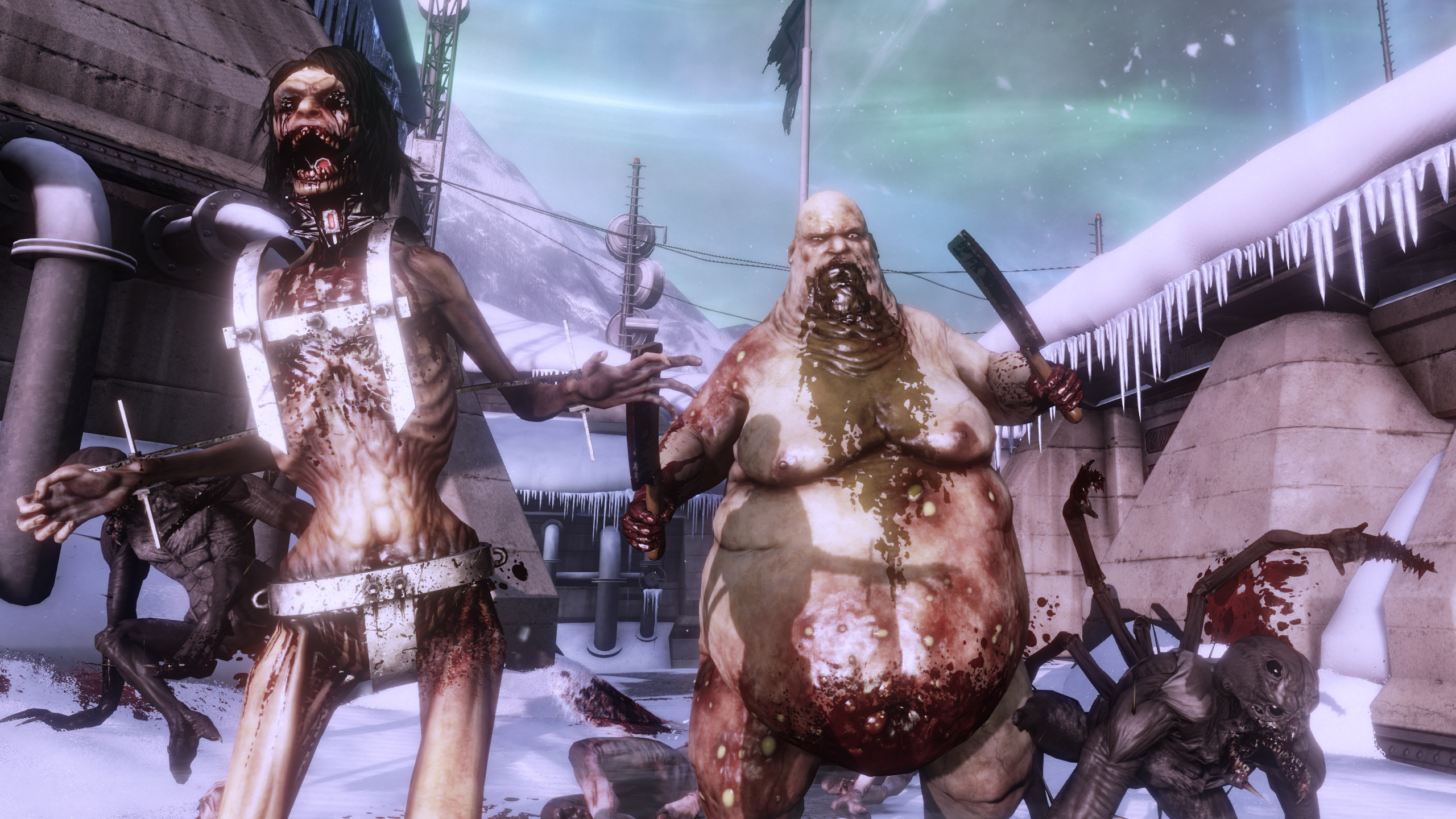 Čerstvá várka krvavých screenshotů z Killing Floor 2 105154