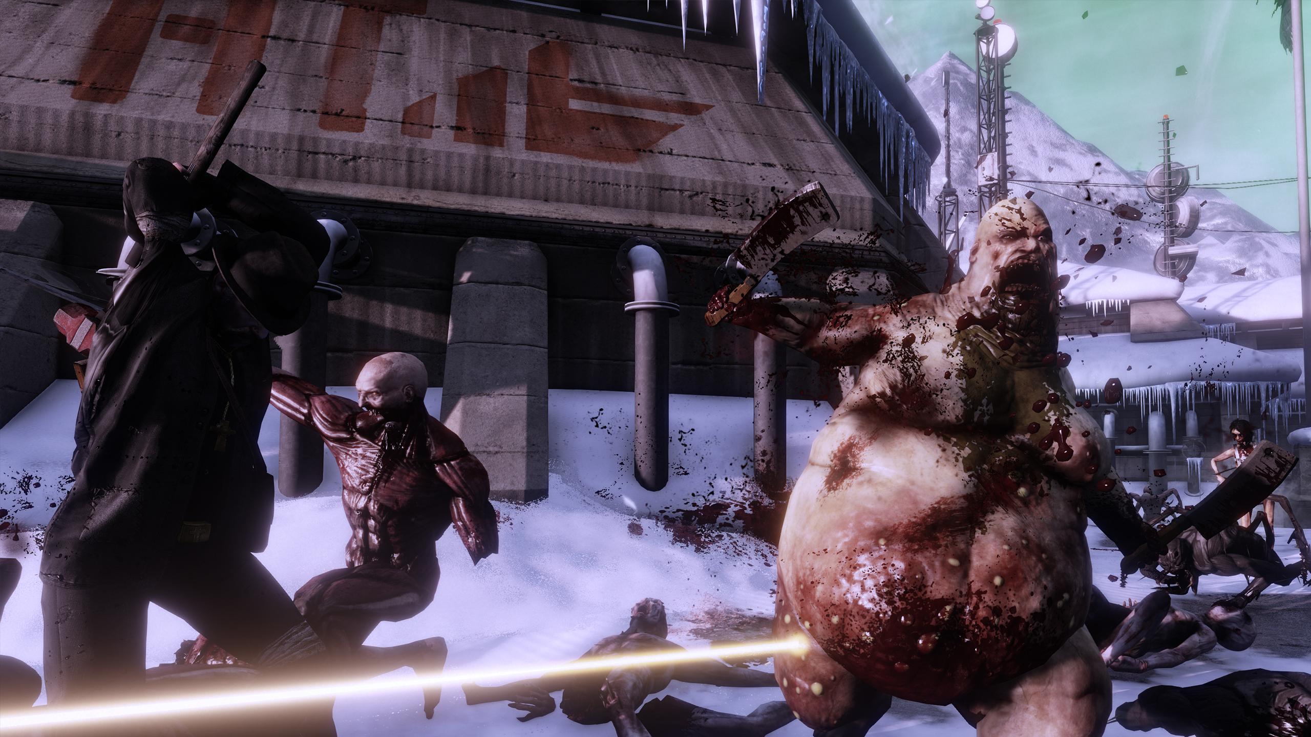 Čerstvá várka krvavých screenshotů z Killing Floor 2 105159