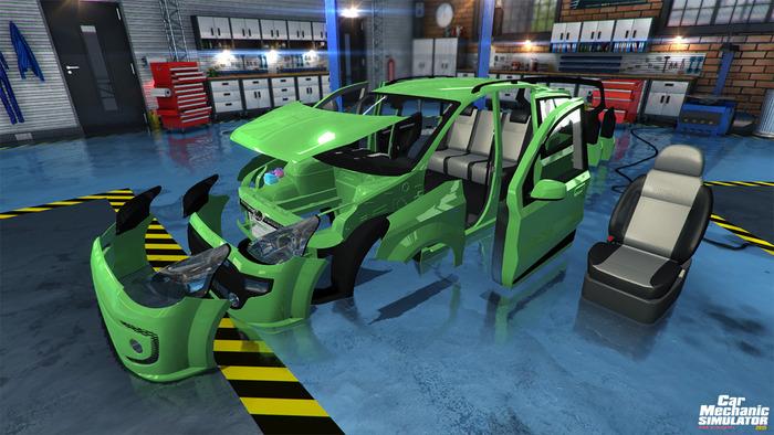 Bude mít komunita zájem o pokračování simulátoru Car Mechanic? 105251