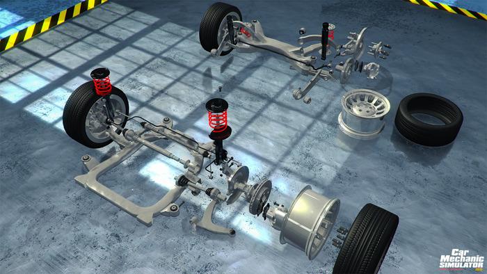 Bude mít komunita zájem o pokračování simulátoru Car Mechanic? 105252