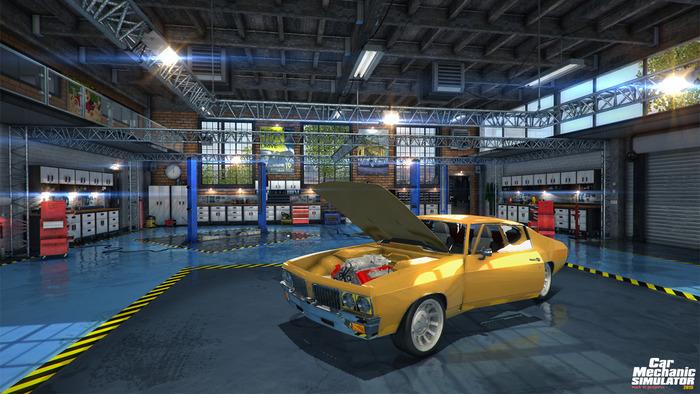 Bude mít komunita zájem o pokračování simulátoru Car Mechanic? 105254