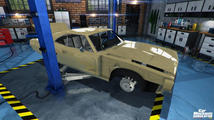 Bude mít komunita zájem o pokračování simulátoru Car Mechanic? 105257
