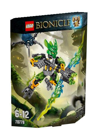 Prozkoumej fascinující svět LEGO Bionicle® a zapoj se do soutěže o skvělé ceny! 105310