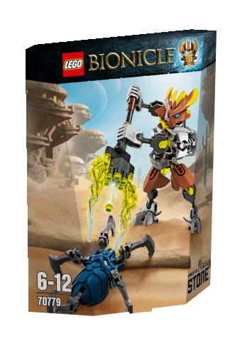 Prozkoumej fascinující svět LEGO Bionicle® a zapoj se do soutěže o skvělé ceny! 105311