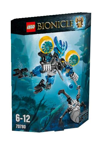 Prozkoumej fascinující svět LEGO Bionicle® a zapoj se do soutěže o skvělé ceny! 105312