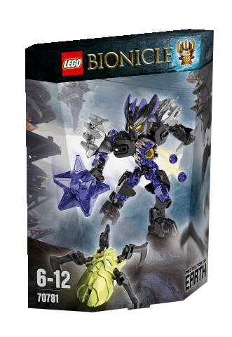 Prozkoumej fascinující svět LEGO Bionicle® a zapoj se do soutěže o skvělé ceny! 105313