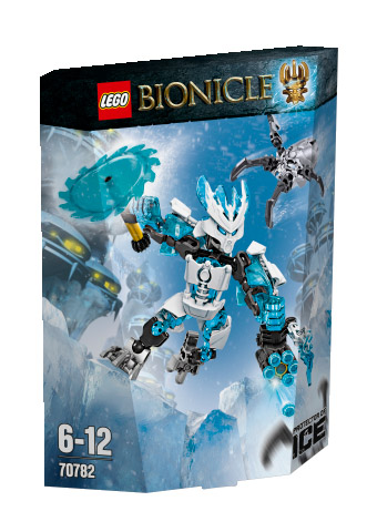 Prozkoumej fascinující svět LEGO Bionicle® a zapoj se do soutěže o skvělé ceny! 105314