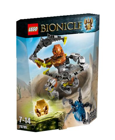 Prozkoumej fascinující svět LEGO Bionicle® a zapoj se do soutěže o skvělé ceny! 105315