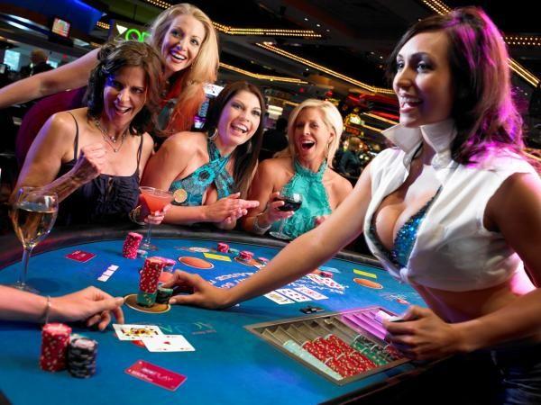 Blackjack Party Pits - kombinace krásy a hazardu 105440
