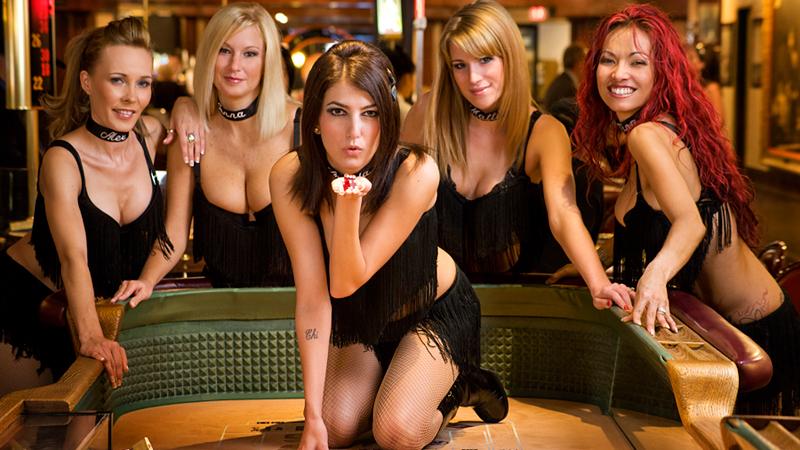 Blackjack Party Pits - kombinace krásy a hazardu 105441