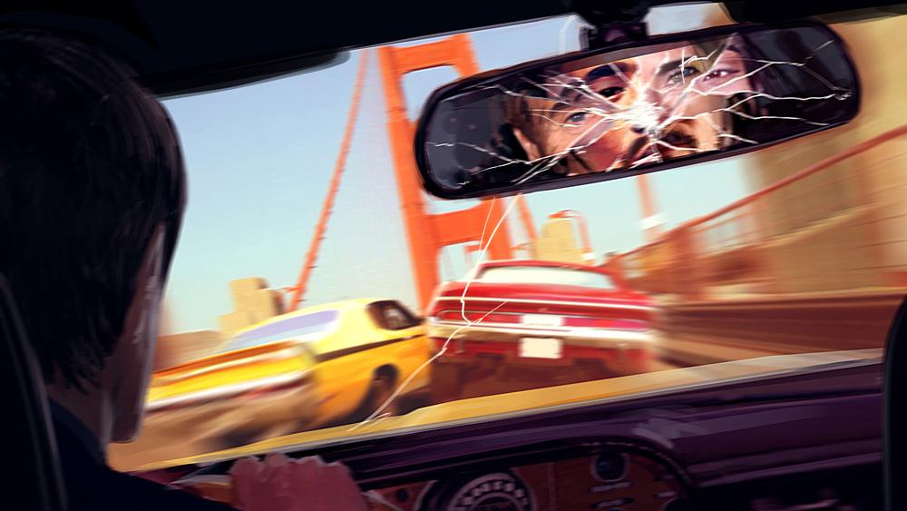 Zrušený Driver se podobal explozivnímu Split/Second 105460