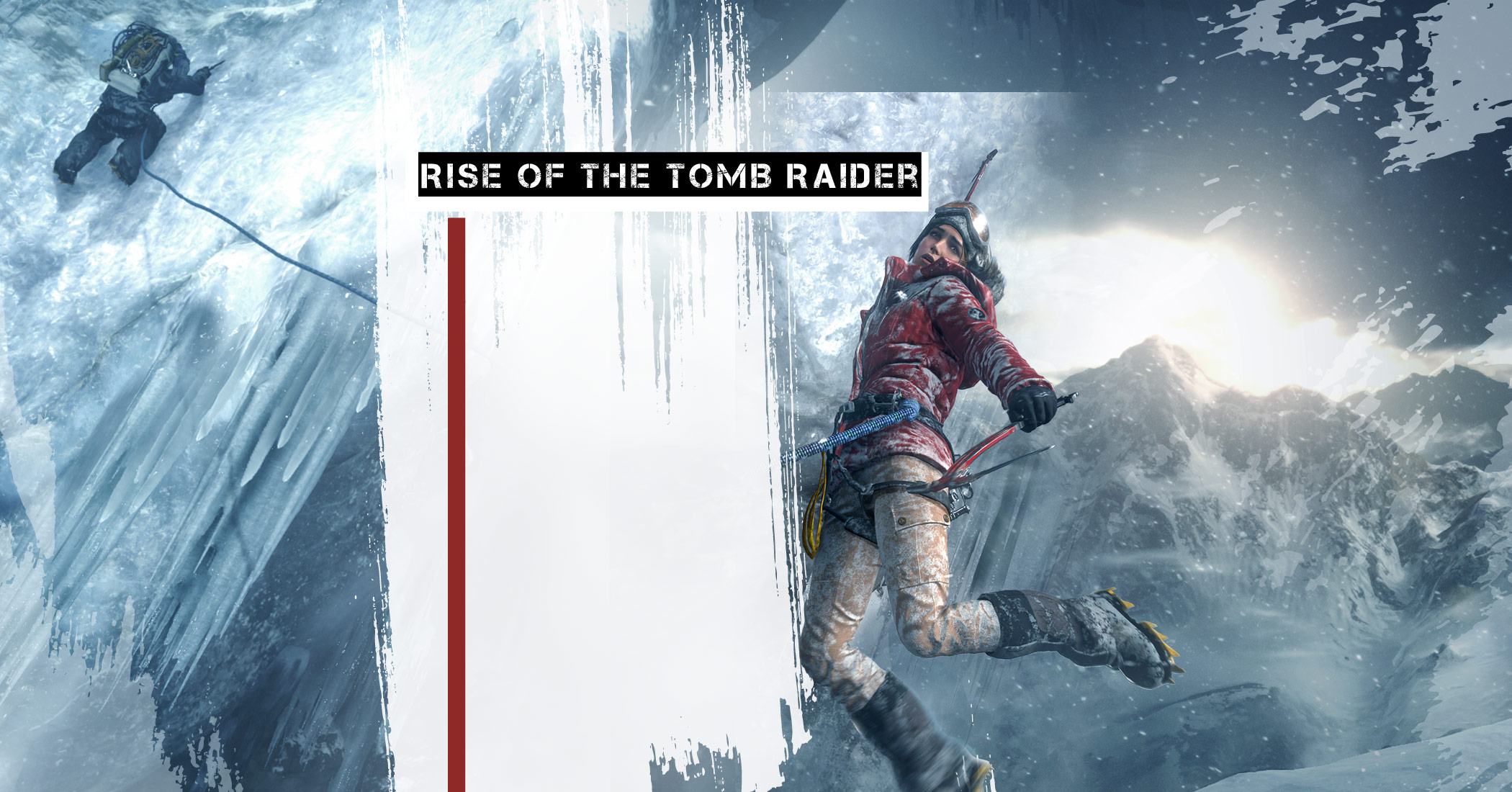 Laru Croft v Rise of the Tomb Raider bude na Sibiři ohrožovat medvěd 105509