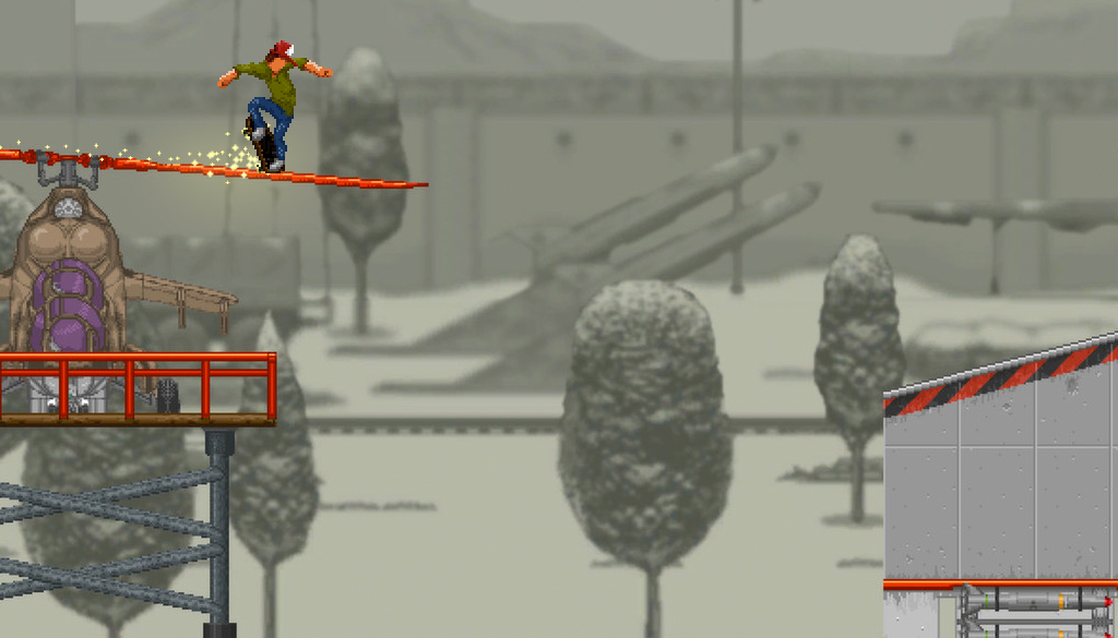 Původní OlliOlli v březnu pro Xbox One, Wii U a 3DS 105514