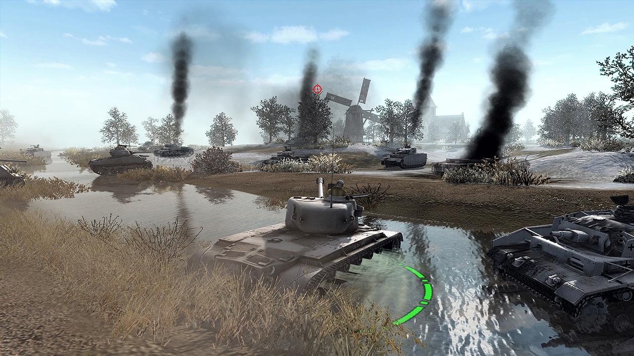 V Men of War: Assault Squad 2 budete moci jednotky ovládat z pohledu třetí osoby 105521