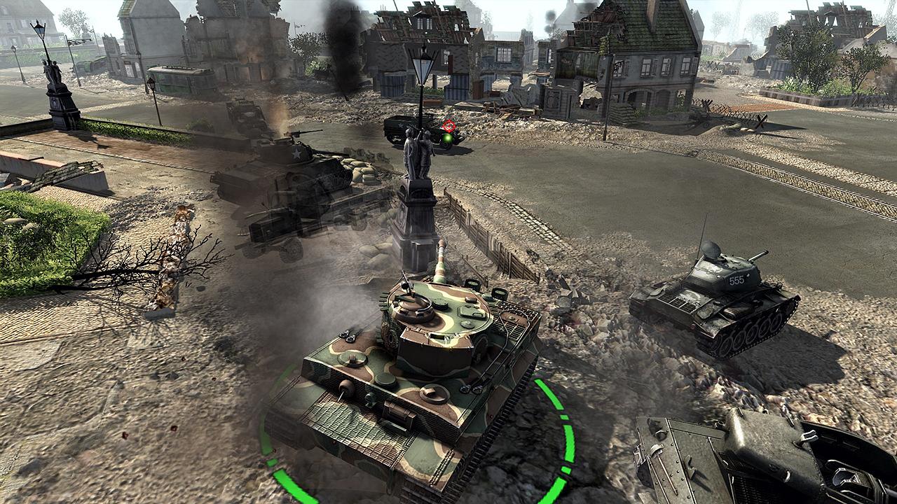 V Men of War: Assault Squad 2 budete moci jednotky ovládat z pohledu třetí osoby 105522