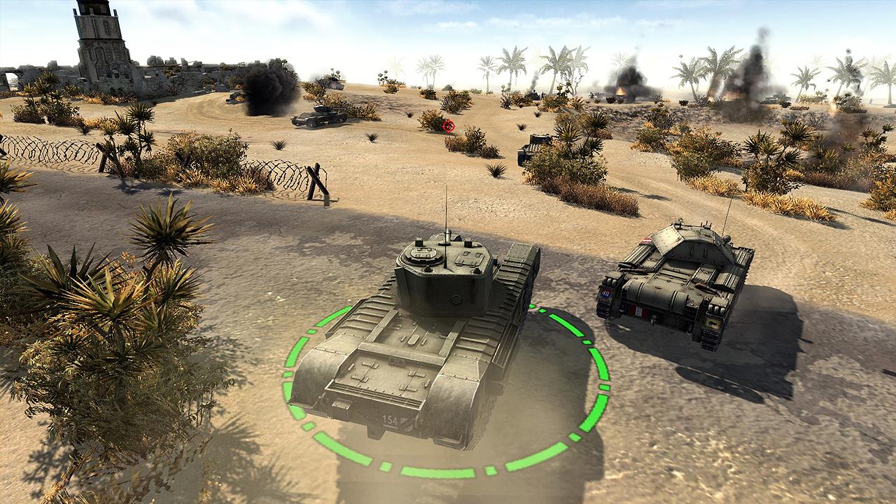 V Men of War: Assault Squad 2 budete moci jednotky ovládat z pohledu třetí osoby 105523