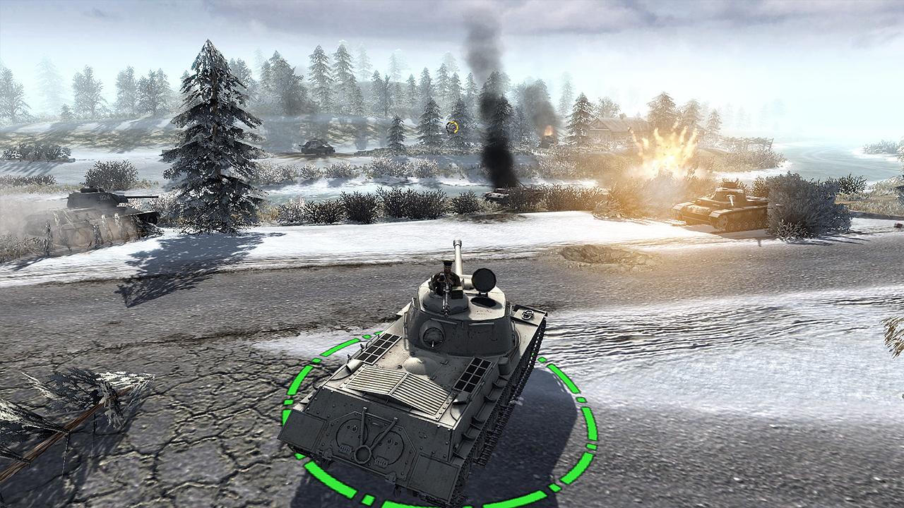 V Men of War: Assault Squad 2 budete moci jednotky ovládat z pohledu třetí osoby 105524