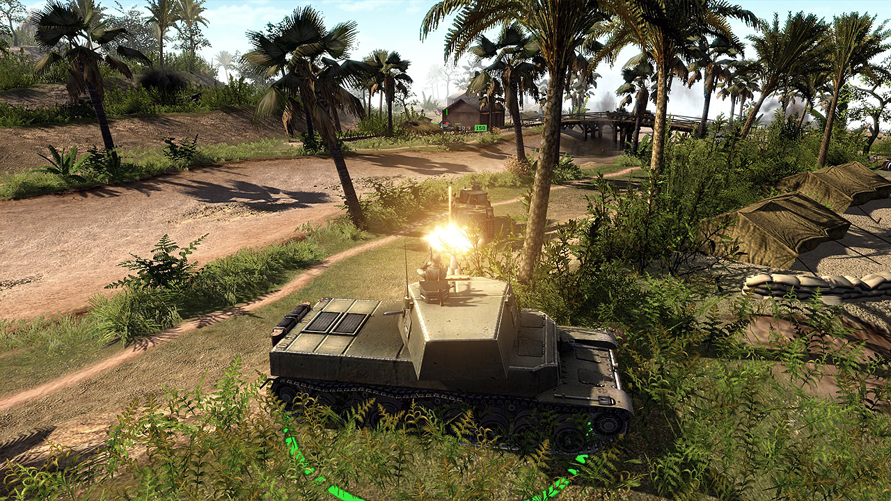 V Men of War: Assault Squad 2 budete moci jednotky ovládat z pohledu třetí osoby 105525