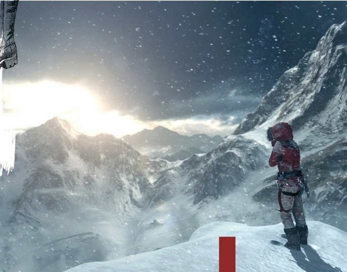 Laru Croft v Rise of the Tomb Raider bude na Sibiři ohrožovat medvěd 105531