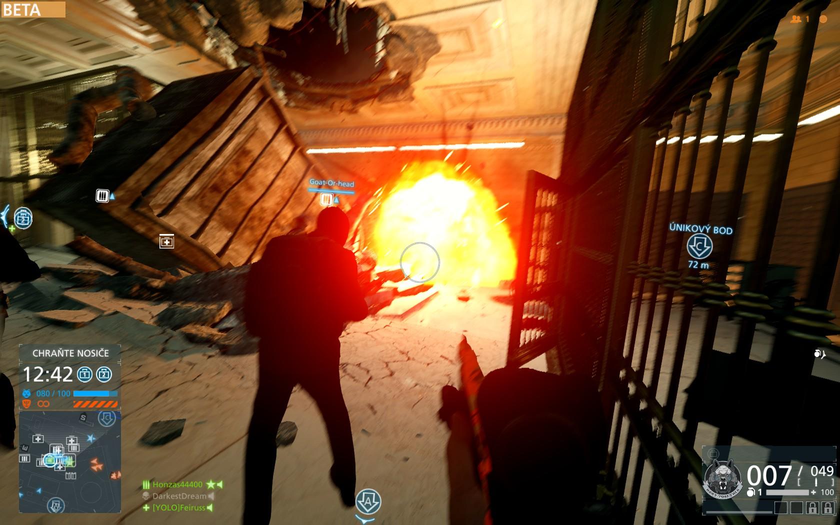 Dojmy z hraní otevřené bety Battlefield Hardline 105541