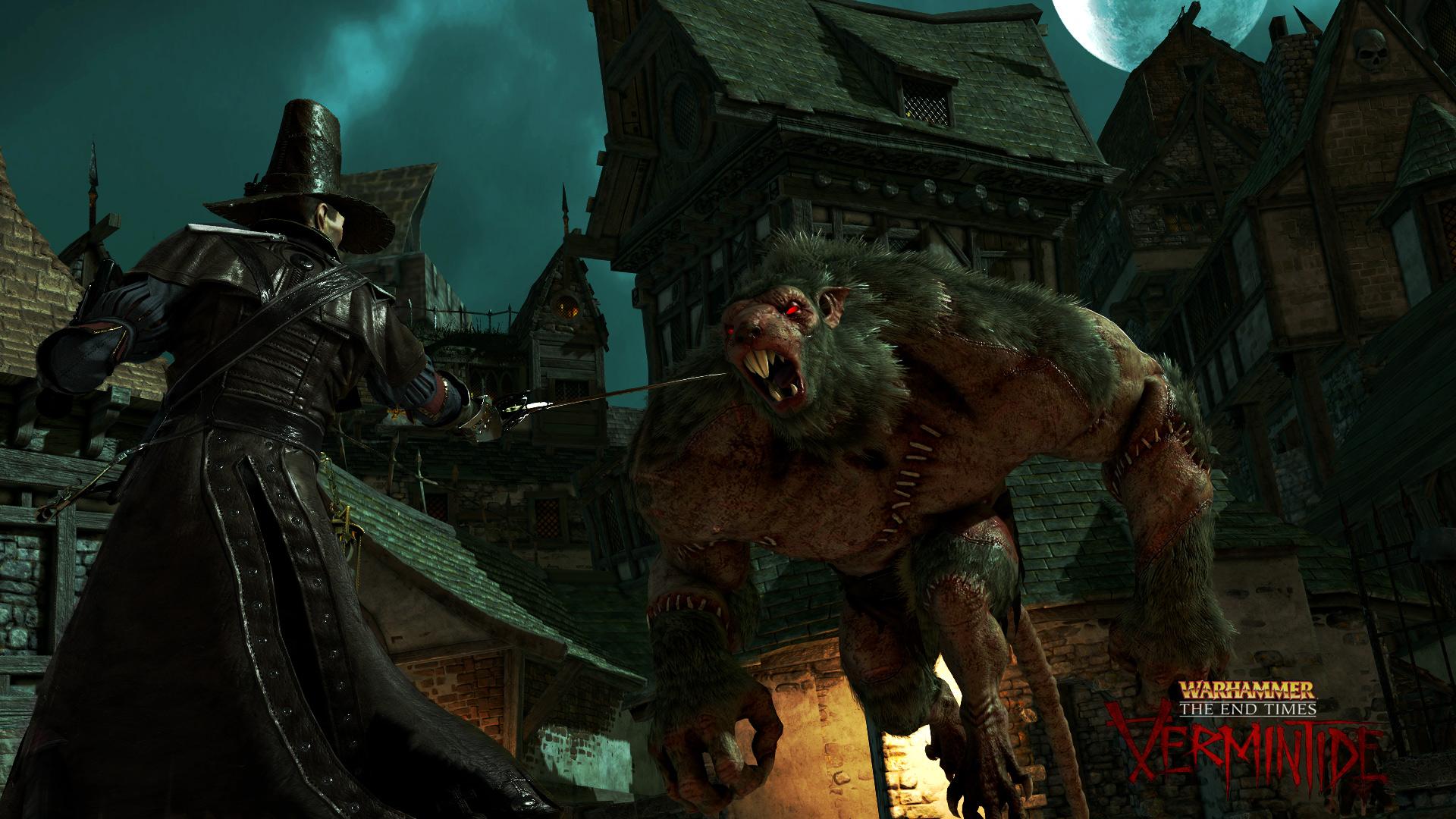 Chystá se co-op survival titul ze světa Warhammeru pro čtyři hráče 105592