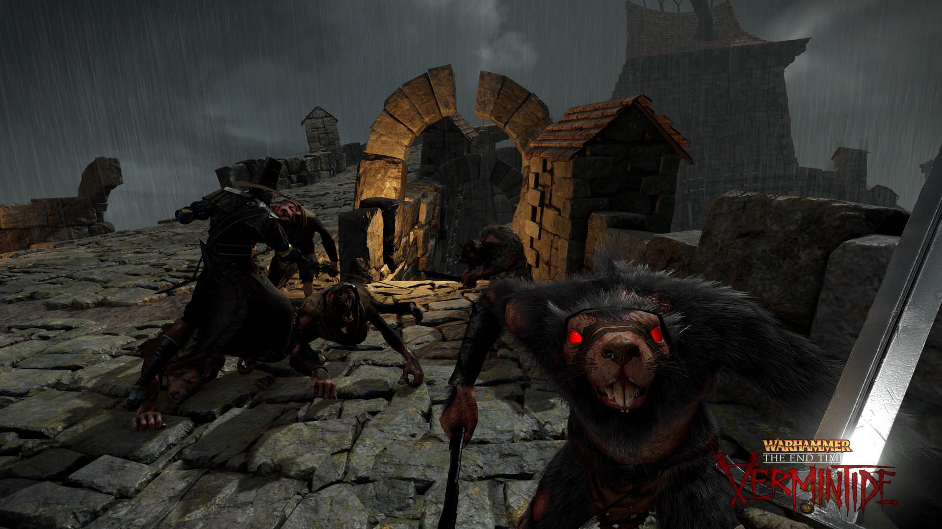 Chystá se co-op survival titul ze světa Warhammeru pro čtyři hráče 105593