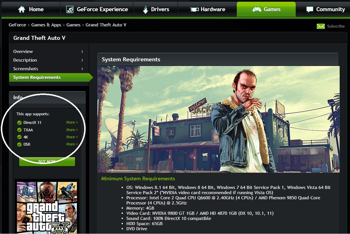PC verze GTA V bude podporovat TXAA od Nvidie 105597