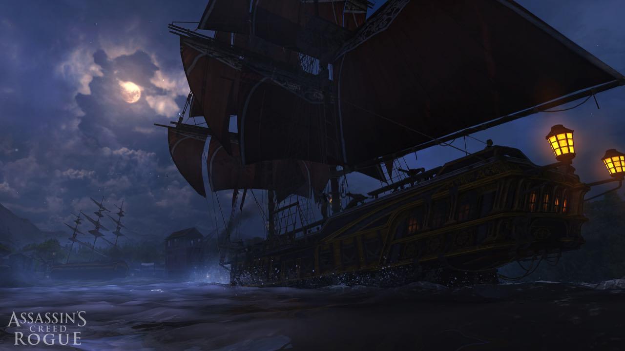 Assassin's Creed: Rogue na PC oficiálně v březnu 105600