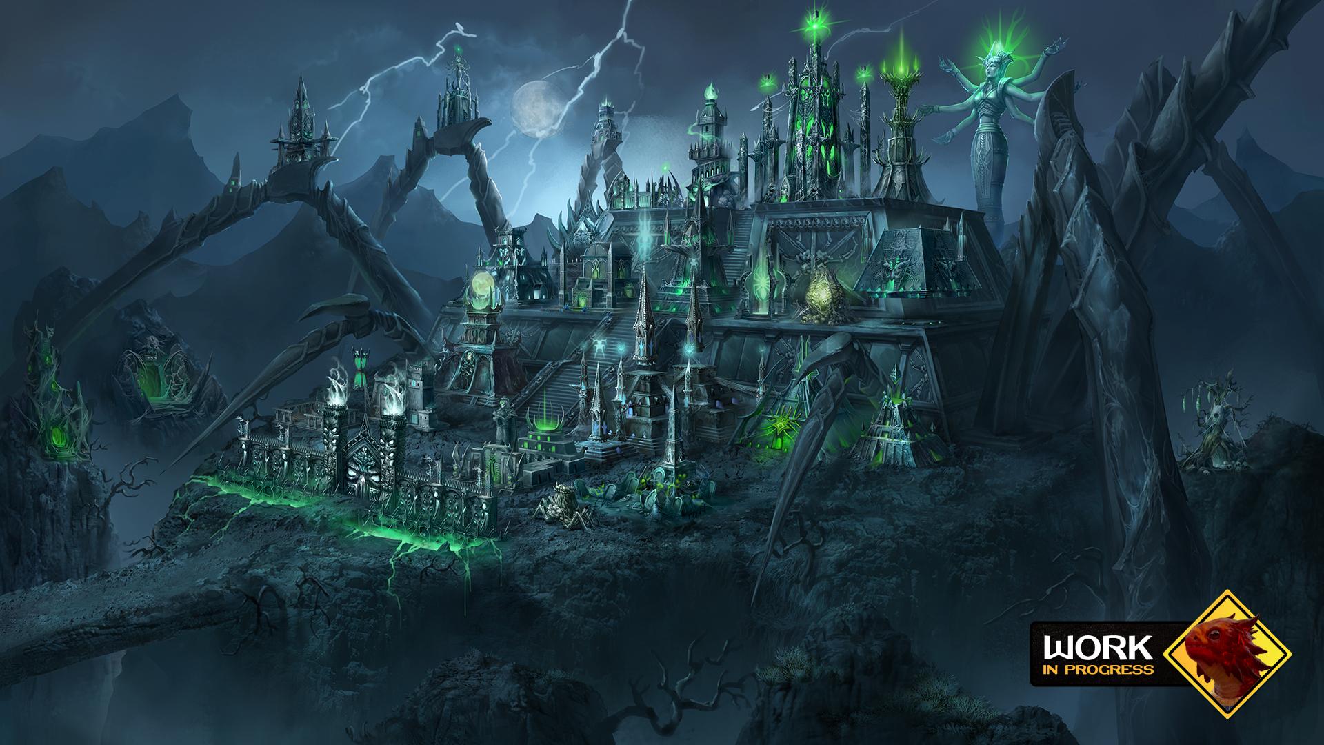 Seznamte se s městem nemrtvých v Heroes VII 105604