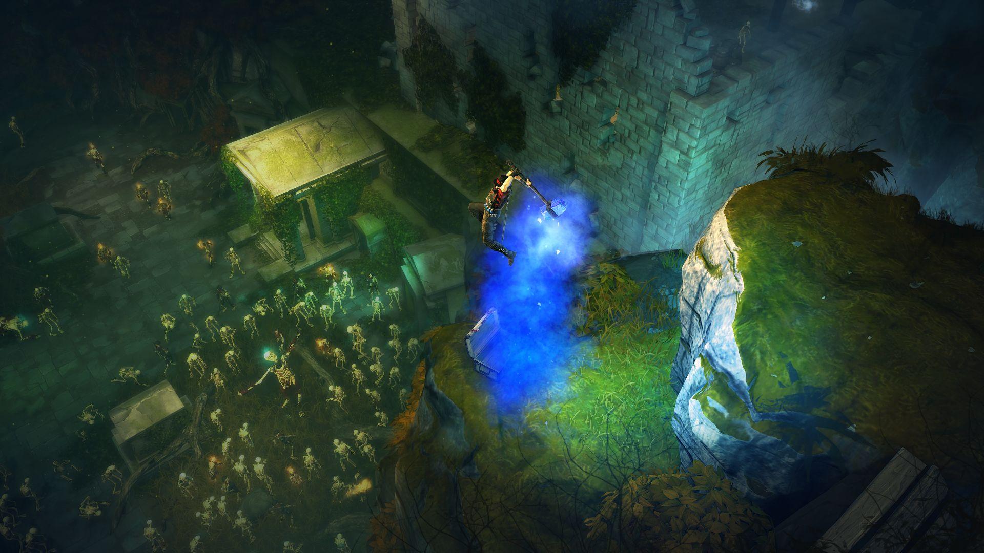 Victor Vran pootevřel brány do temného světa 105632