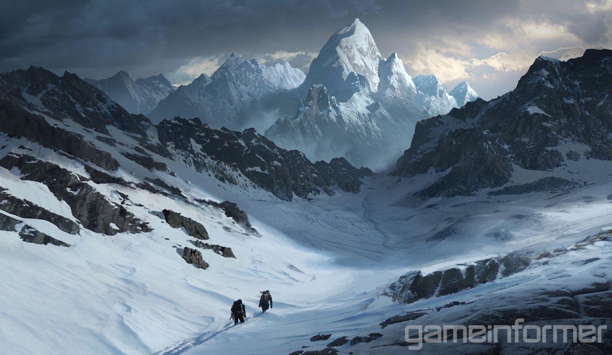 Krásné artworky z Rise of the Tomb Raider 105642