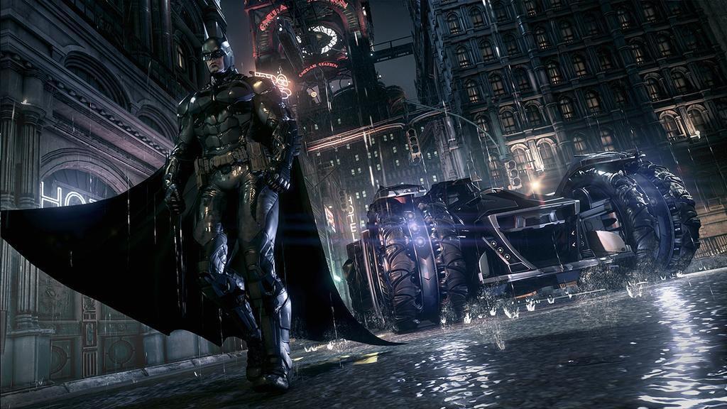 Osm obrázků z Batman: Arkham Knight 105682